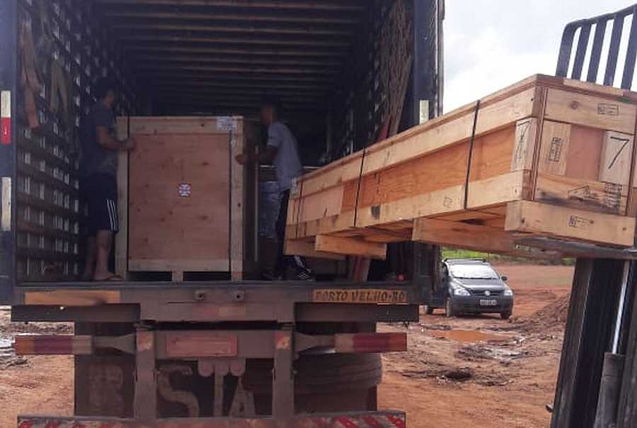 Read more about the article Transporte de Cargas Fracionadas Manaus x Porto Velho