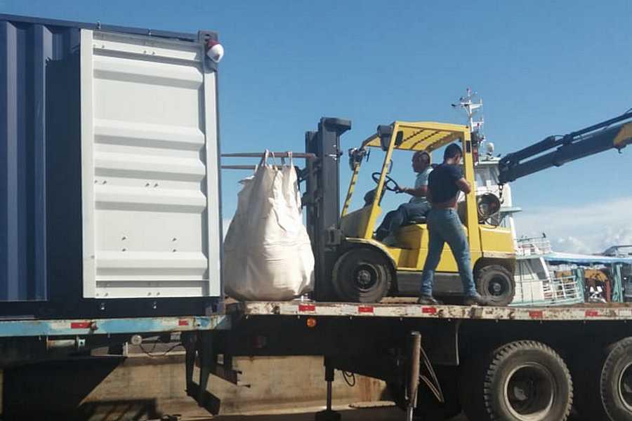 Read more about the article Transporte de Cargas Fracionadas Manaus x Santarém