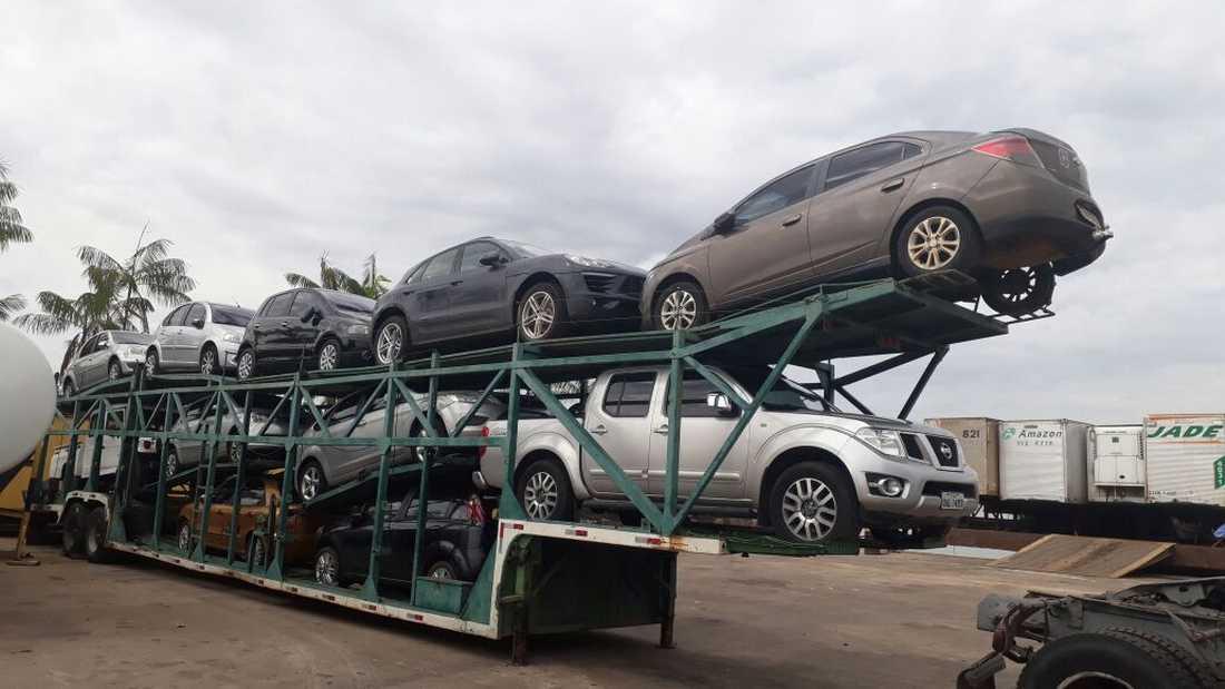 Read more about the article Transporte de Veículos Belém x Santarém