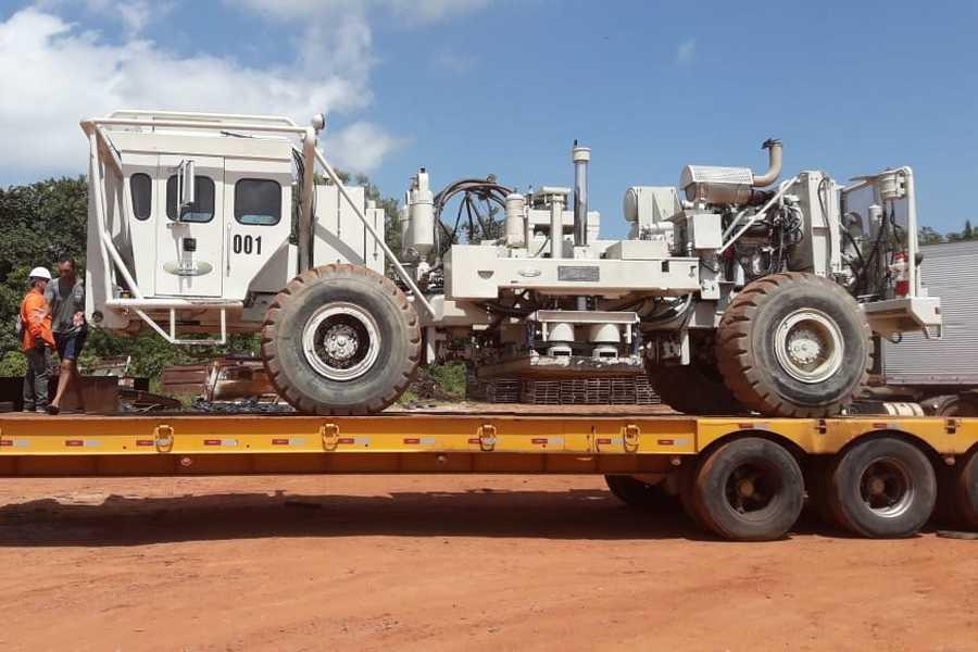 Read more about the article Movimentação de Máquinas e Equipamentos em Manaus